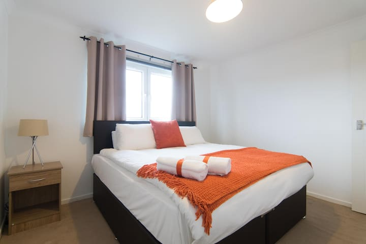 G4. KLARO West - 1B - Clydebank Apartment - Clydebank - Apartemen