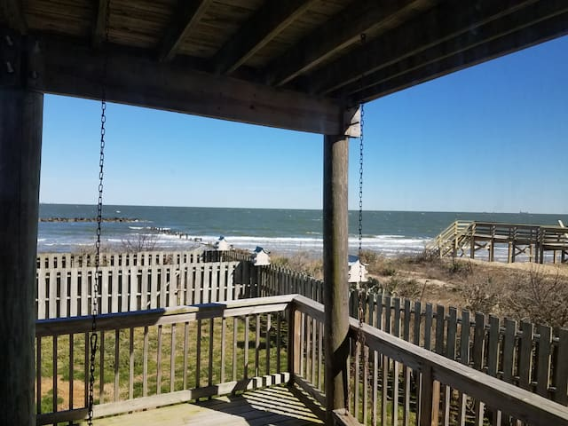 Ocean Front Willoughby Spit In Law Suite Apartment - Norfolk - Appartement