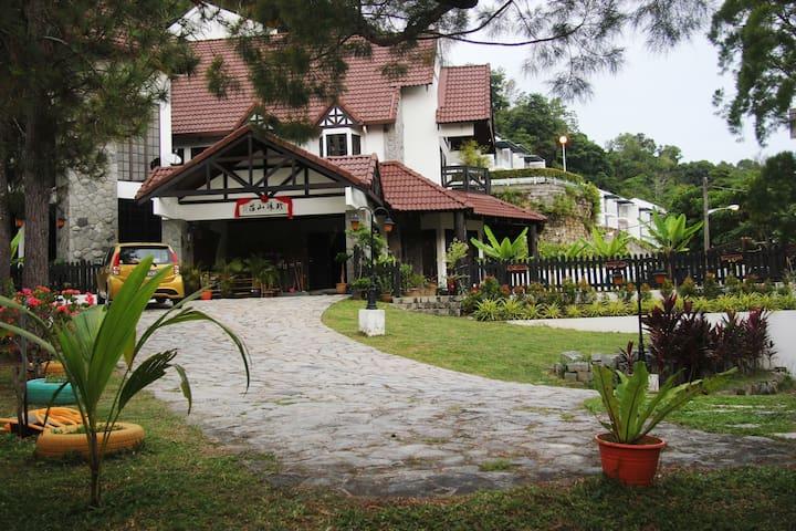 Pearl Hill Resort·Standard room for two beds - Tanjung Bungah - Villa
