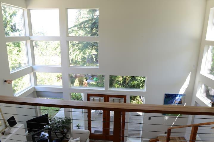 Beautiful House Loft Style - Seattle - Loft