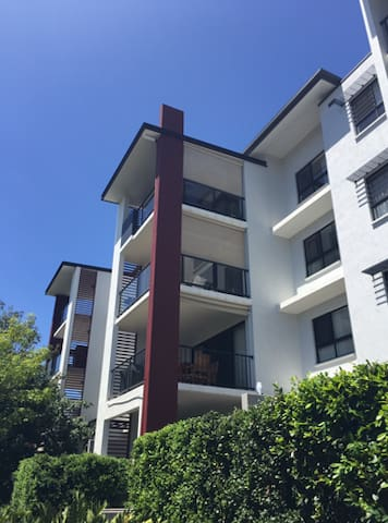 Stunning apartment close to City! - Coorparoo - Daire