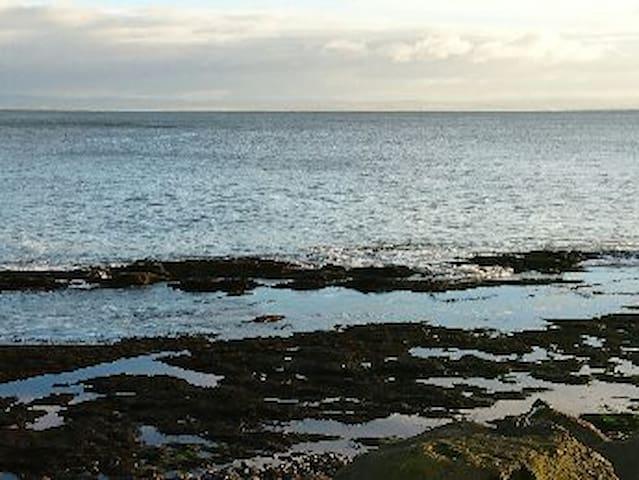 A Fife coastal apartment with sea views and walks. - East Wemyss - Apartmen