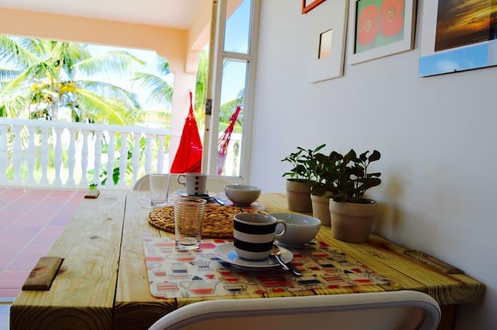 Casa Bianca Bonaire - cozy and romantic apartment - Kralendijk