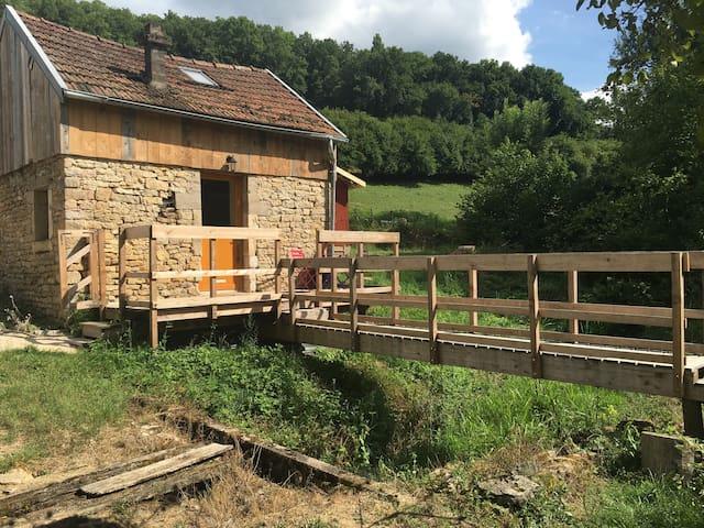 la p'tite maison - Villeberny