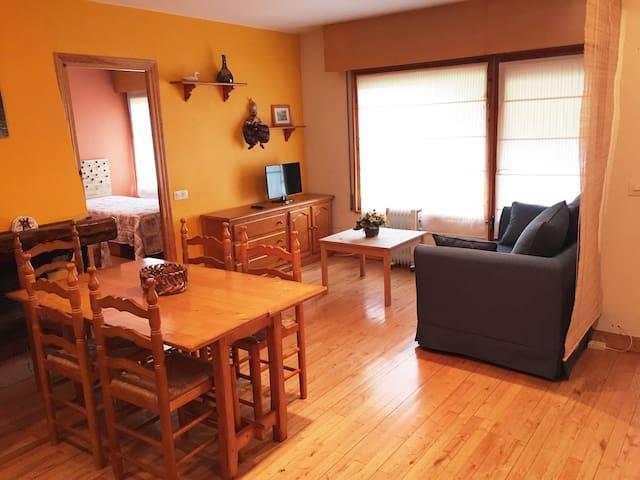 Amplio apartamento en Vielha para 4 personas - Lleida - Wohnung