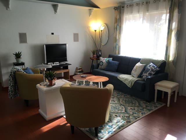 Cindy's Cottage - Grass Valley - Casa