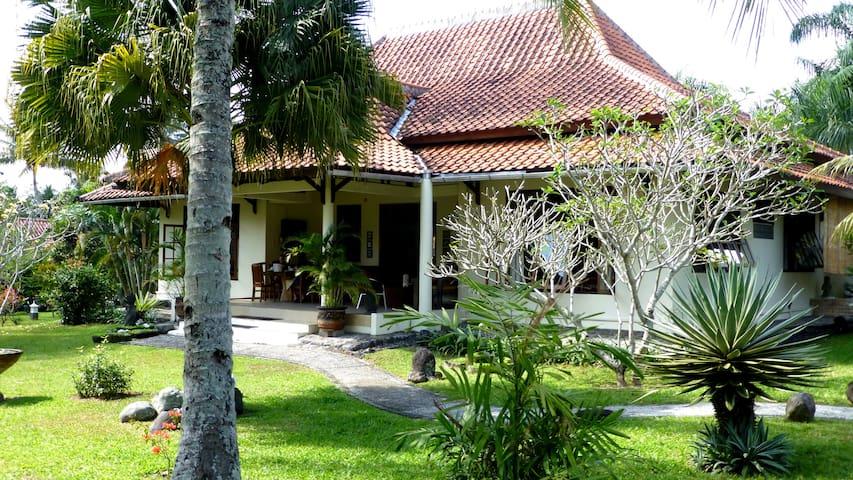 Guesthouse/Villa Rumah Kita (Our House) - East Java - Gästhus