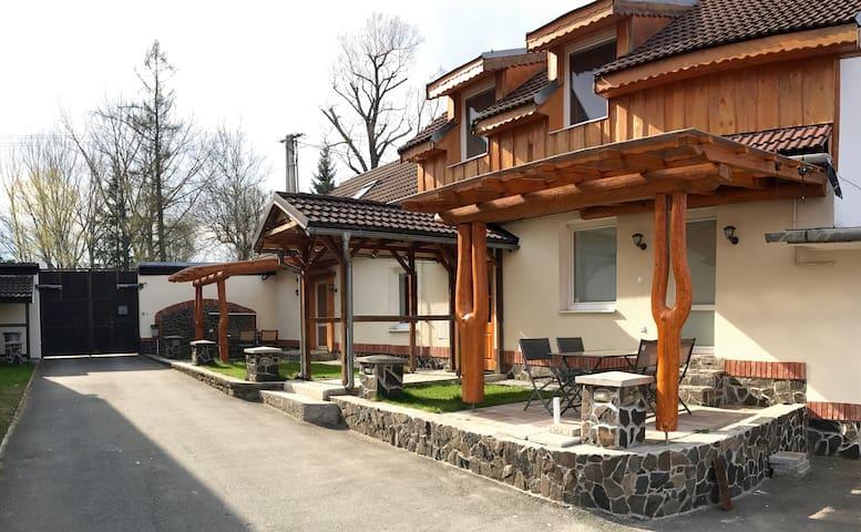 Privat Kamzik House No.2 - Veľká Lomnica - Huis