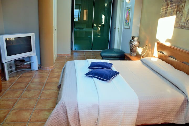 Relax in Isernia...house with garden - Isernia - Appartement