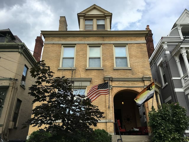 Third Floor Apt. in Historic Home - Cincinnati - Appartement