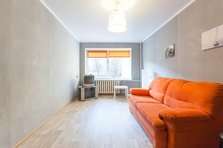 Apartment Апельсин - Kaliningrad - Appartement