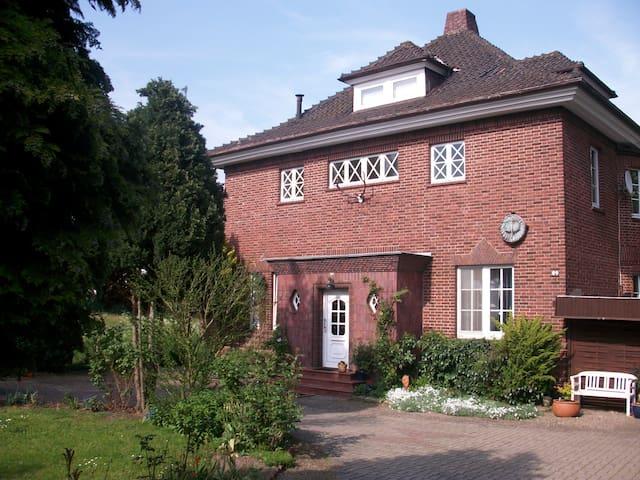 Ferienwohnung Villa Paula - Petershagen - Leilighet