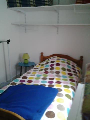 pour1 personneAbbeville chambre meublee - Abbeville - Casa
