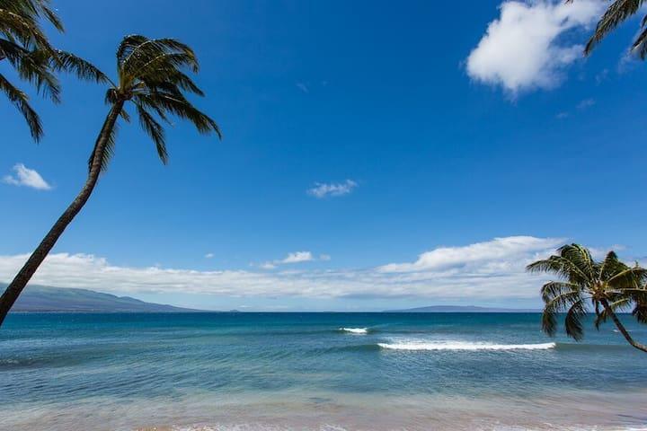 Lovely 1 Bd Condo in the Heart of Maui Hawaii - Wailuku - Lyxvåning