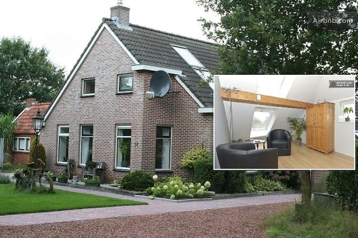 B&B Ter Borg - Country room - Sellingen - Bed & Breakfast