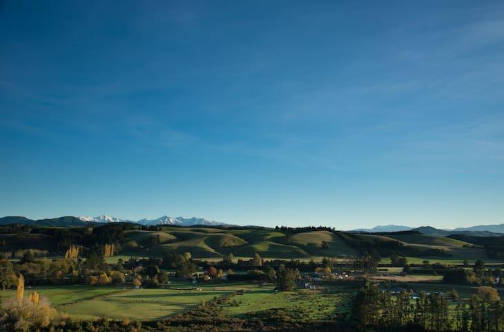 Rural, relaxing and private.  A beautiful spot! - Coalgate