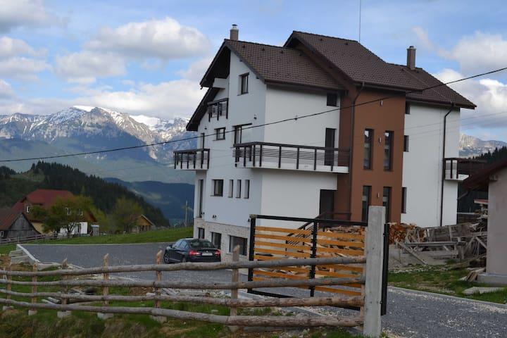 Villa Panorama - Fundata - Casa