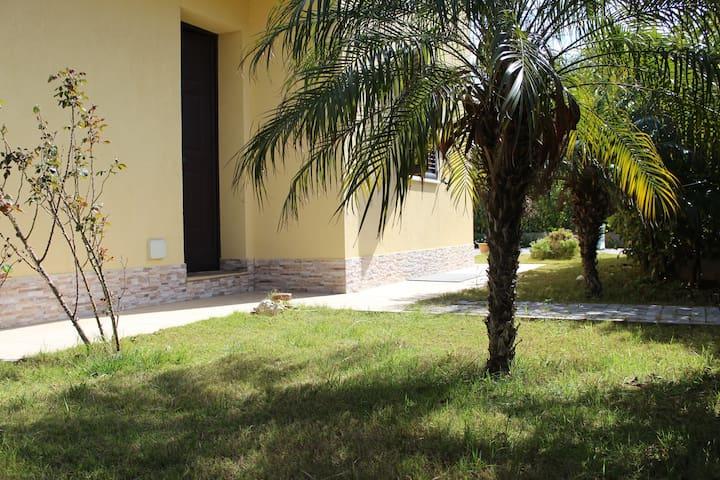 Roccella Beach - Solfarelli - Casa