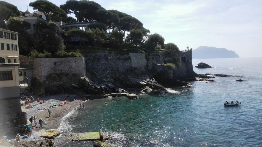 SN Centre of Genoa Nervi - Gênes - Bed & Breakfast