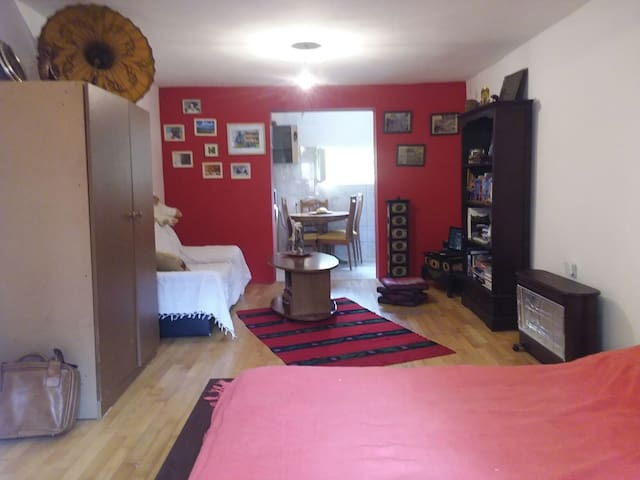 Cozy studio in a family house - Zagreb - Maison