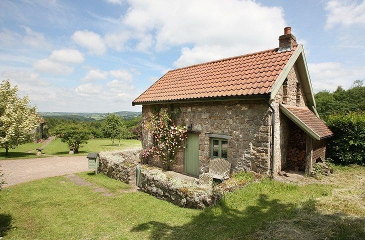 Orchard Cottage (Monmouthshire) - Penterry, near Chepstow - Ev