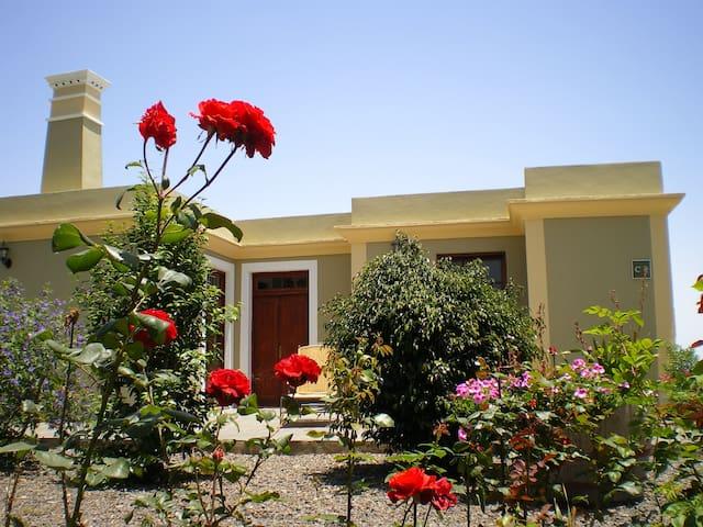 Casa Manuel y Lucía A - Breña Alta
