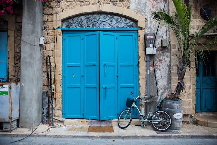 Duplex in Old Jaffa, 1 min from the sea - Tel Aviv-Yafo - Loft