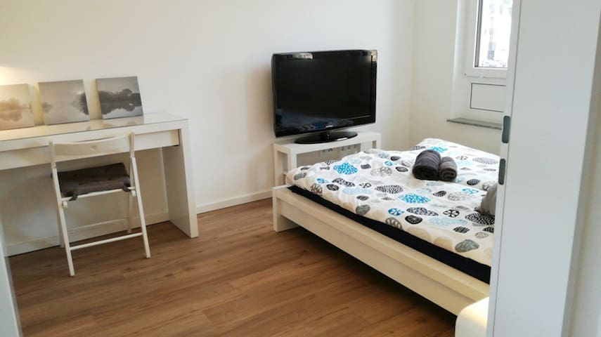CENTRAL, quiet and nice room of 12qm in ALTSTADT - Bonn - Leilighet