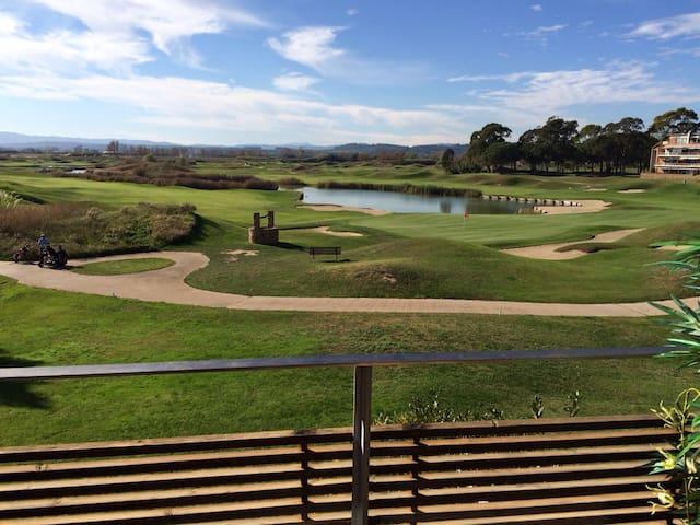 Junior suite en el golf - Gualta