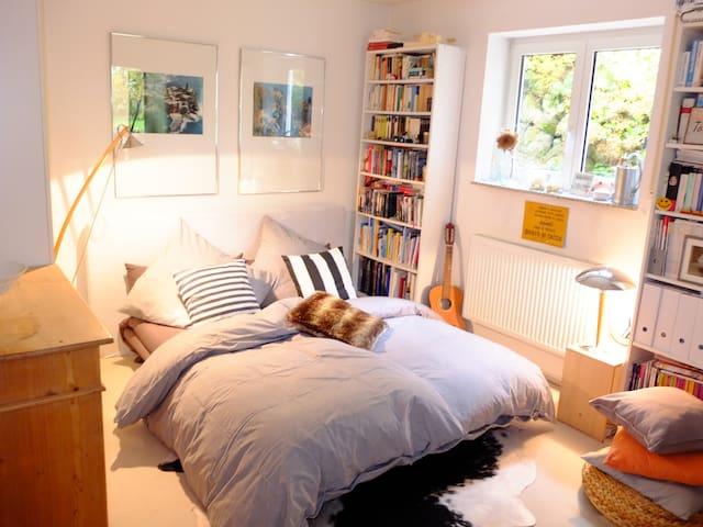 Ruhiges Apartment nahe Biberach - Mittelbiberach - Huoneisto