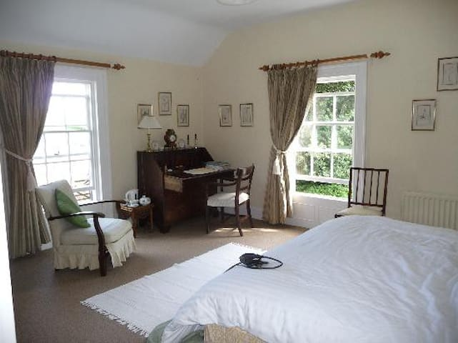 Private Master Bedroom in Morristown - Morristown - Ev