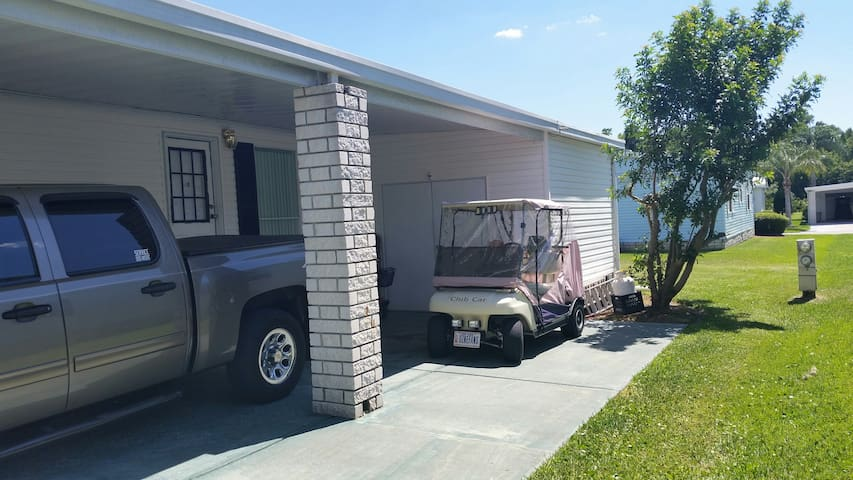 Home away from home in sunny Orlando, area - Auburndale - Ev