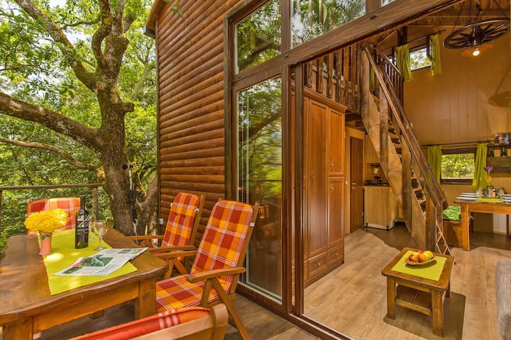 Treehouse at Cadmos Village - Cavtat