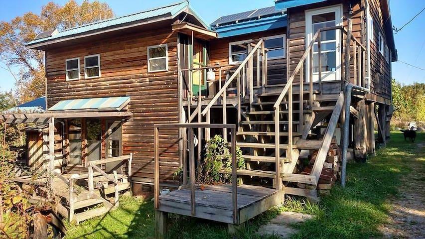 beeline bed, cottage apartment - Millfield