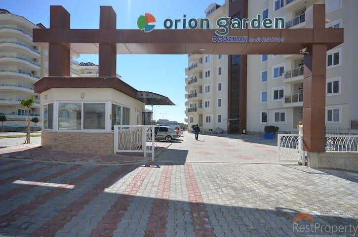 ORION GARDEN Aвсаллар, Aлания, Турция - Antalya - Lägenhet
