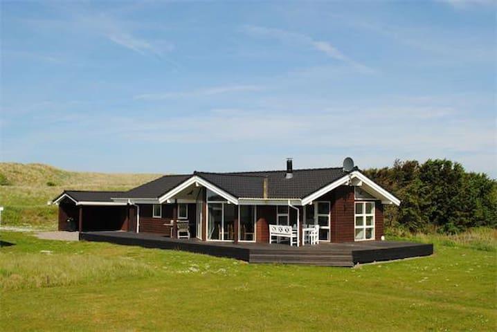 Skøn Sommerhus ved Vesterhavet - Ulfborg - Apartamento
