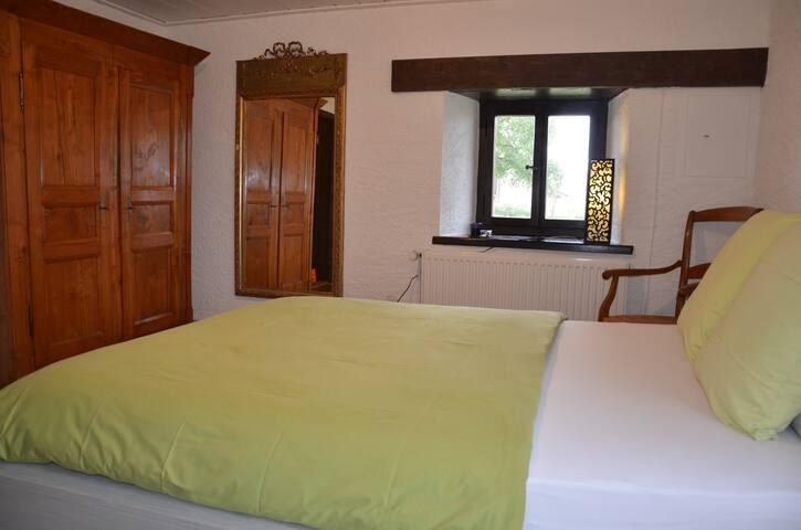 room Freiberg-Mountains BnB - Saignelégier - Bed & Breakfast