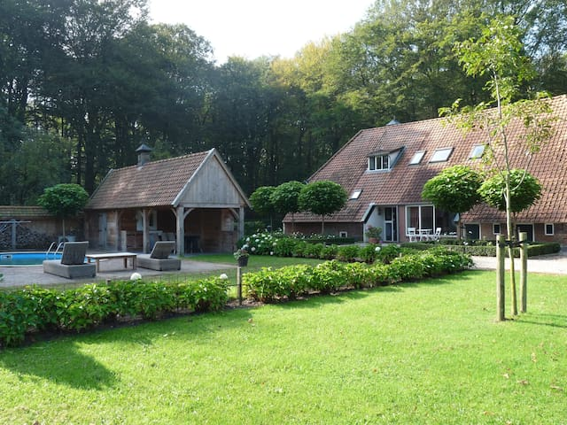 Paradise for outdoor activities, central Holland - Hulshorst - Casa