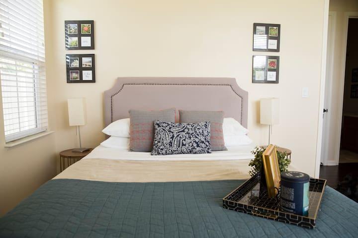 Modern + Cozy Private Room - Ewa Beach - Hus