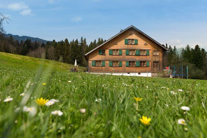 Gartenstudio Waldblick - Schwarzenberg - Lakás