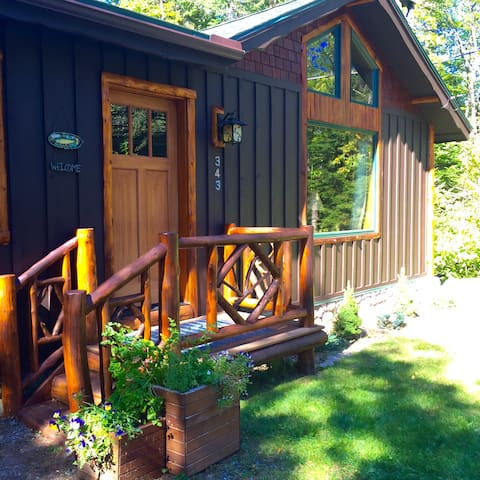 Luxury Cabin Perfect Location - Paul Smiths