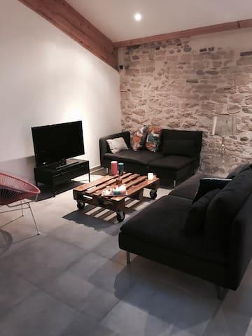 Loft dans le centre de Bourgoin - Bourgoin-Jallieu - Appartement