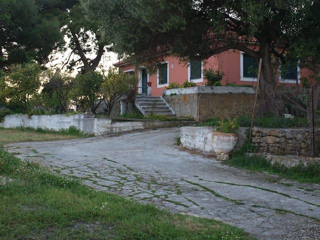 Peaceful House in a Farm of 3.4 hectares - Mavrata - Casa