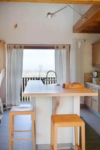 Camera immersa nella natura - Cividale del Friuli - Bed & Breakfast