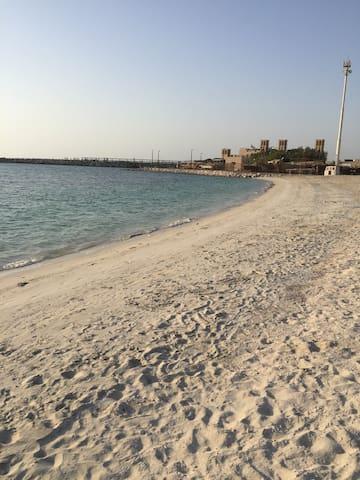House+Breakfast+Garden+Beach+Maid - Dubai - Casa
