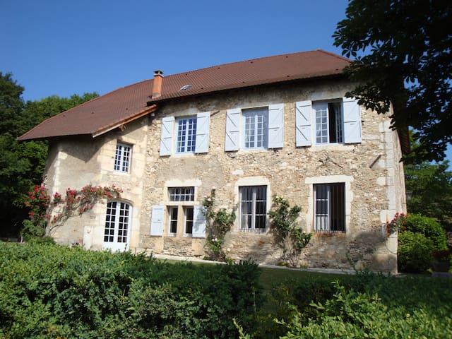 Maison de caractère en Dauphiné - Sermérieu - Pousada