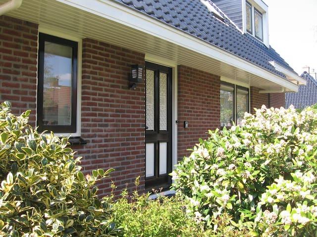 Vakantiehuis Carpe Diem Friesland - Earnewâld - Apartamento