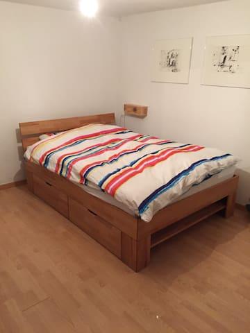 Möbeliertes Zimmer im Herzen von Rapperswil SG. 5 - Rapperswil-Jona - Departamento