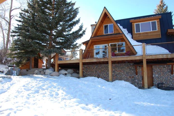 Mountain Cabin Lakeside Escape - Heeney