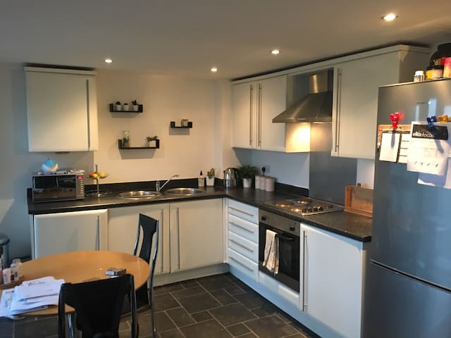 Lovely apartment in Salford Quays - Salford - Pis